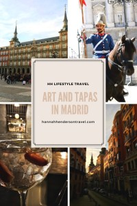 Art and Tapas in Madrid - HH Lifestyle Travel