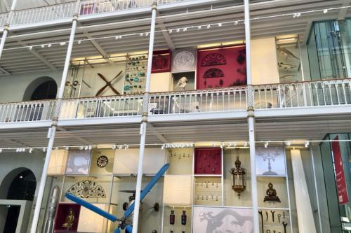 NMS Displays - A visit to the National Museum in Edinburgh - HH Lifestyle Travel