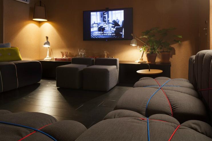 Sir Albert Creative space lounge