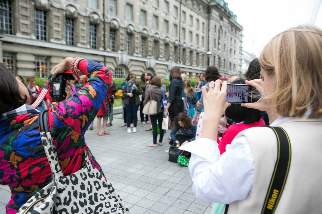 West Elm Blogtacular Photowalk 2015 Official Photos by Piers MacDonald - Thanks Mollie Makes
