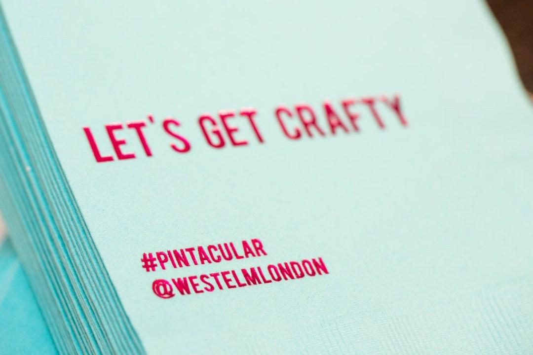 West Elm x Pinterest UK Pintacular at Blogtacular 2015 Official Photos by Piers MacDonald. Thanks Mollie Makes (21)