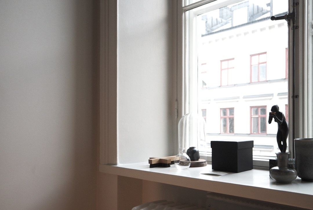 Details from the Swedish apartment of architect Andreas Martin-Löf