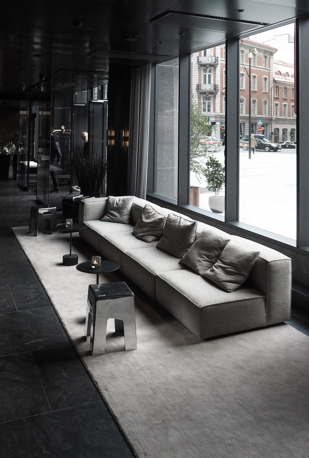 Hotel At Six, luxury design hotel in Stockholm