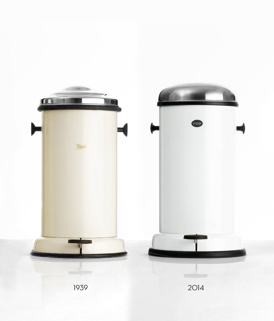 The Vipp bin, Danish design history, Danish design