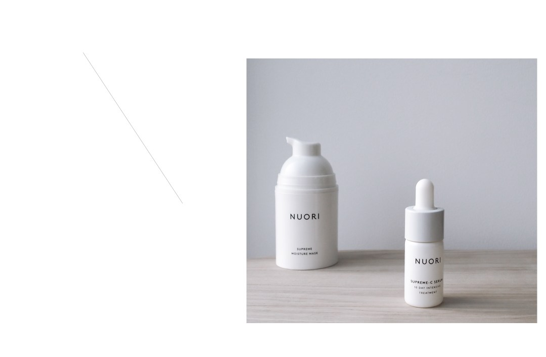 Scandinavian and minimalist skincare , Danish skin care