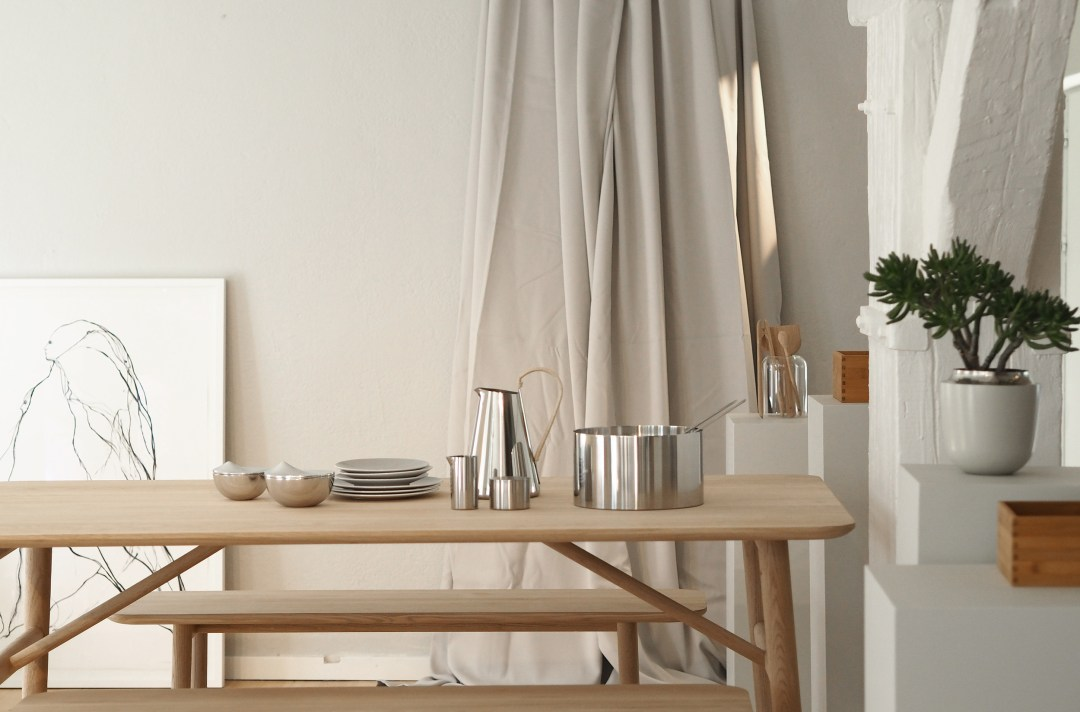 Styling for Stelton during 3 days of Design
