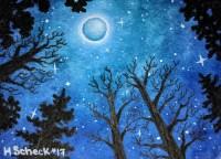 Looking Up: Midnight
