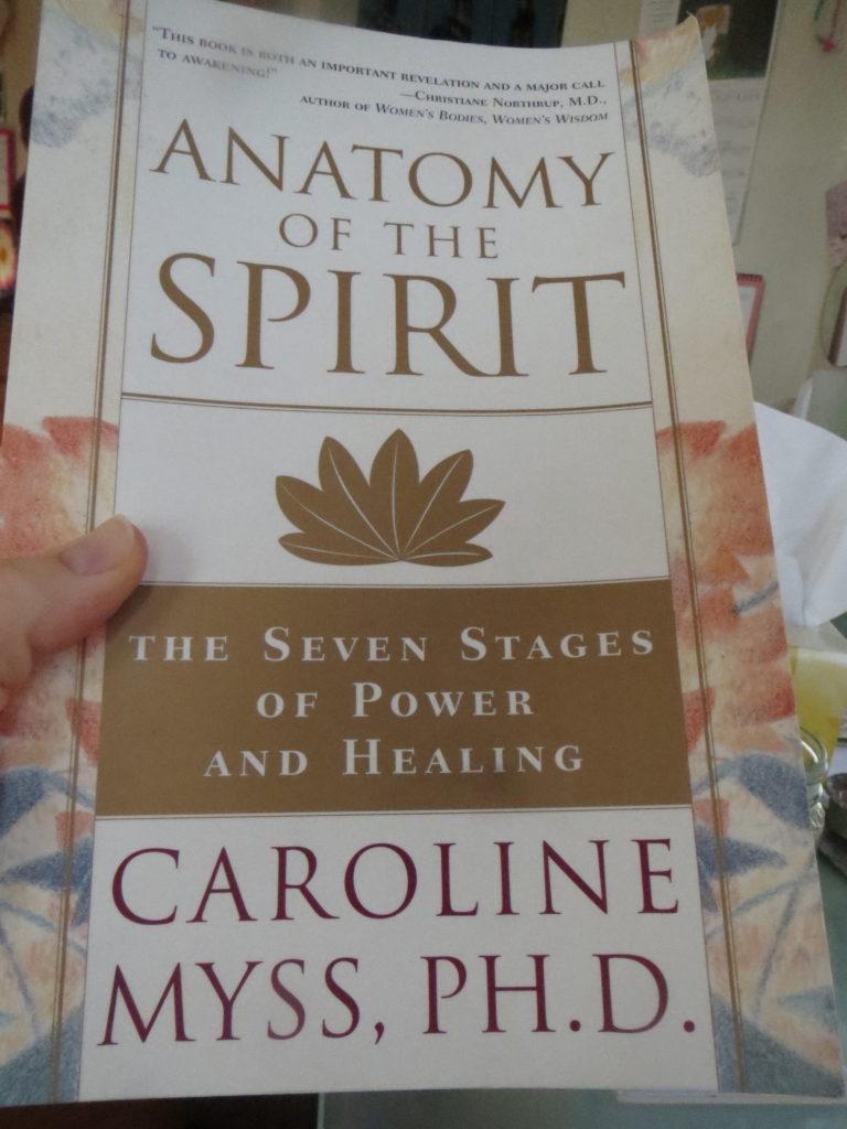 Caroline Myss' Anatomy of the Spirit