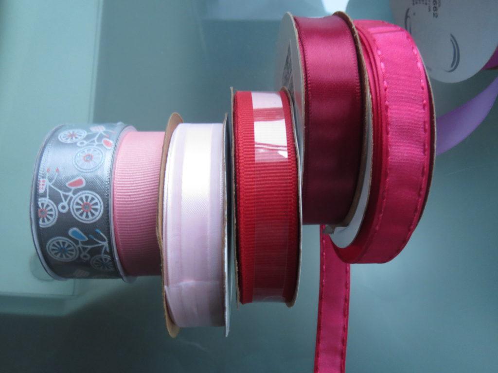 pinks/reds