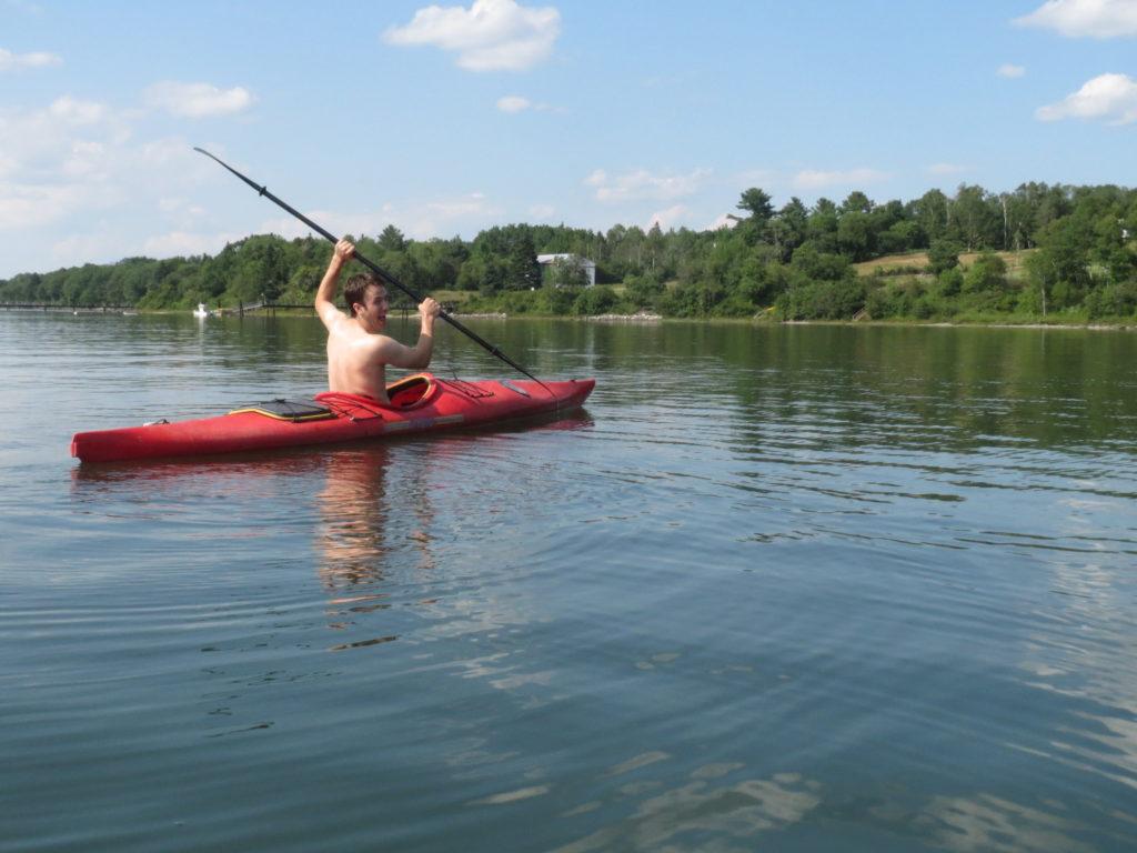 David kayaks