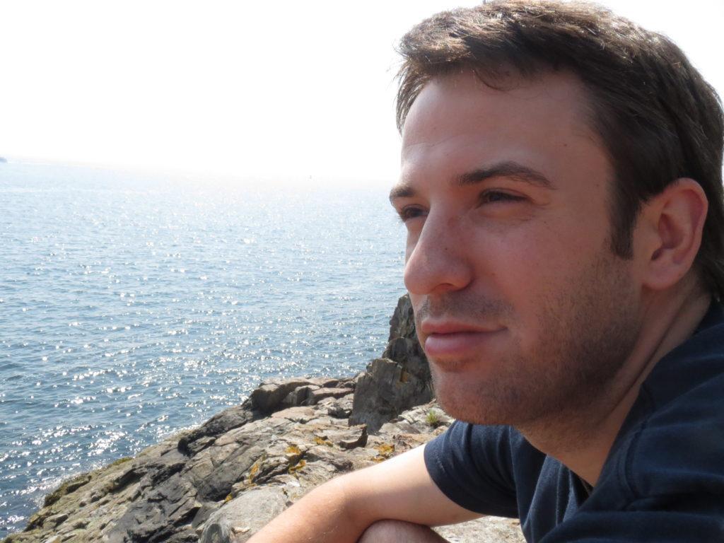David at Acadia