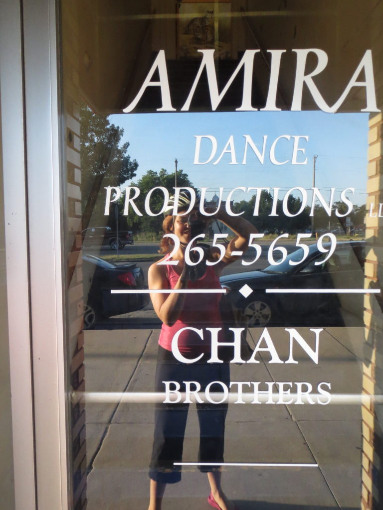 my new dance studio