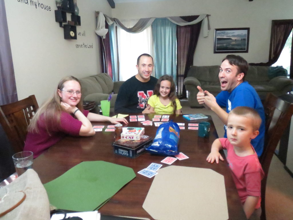 savoring family