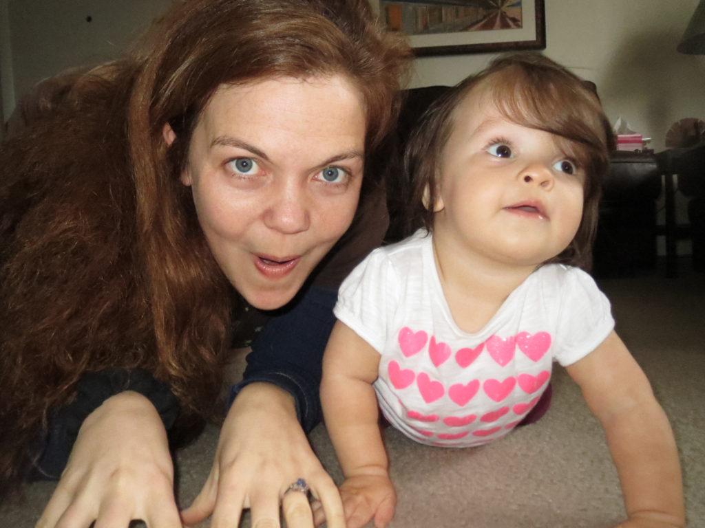 fun with Lydia