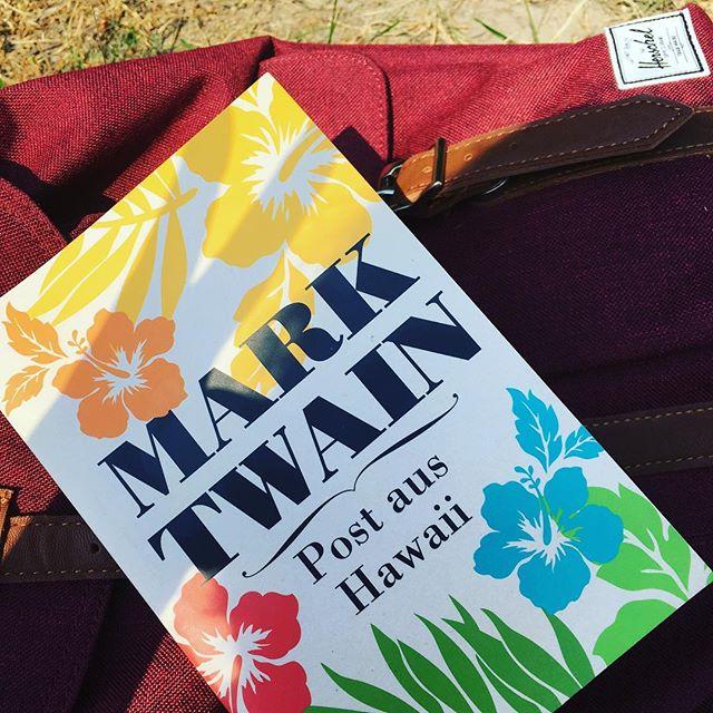 Post aus Hawaii – Mark Twain