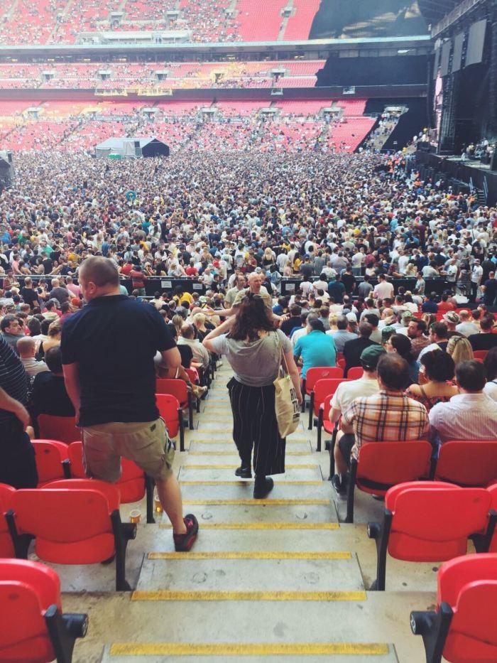 The Stone Roses, Wembley Satdium