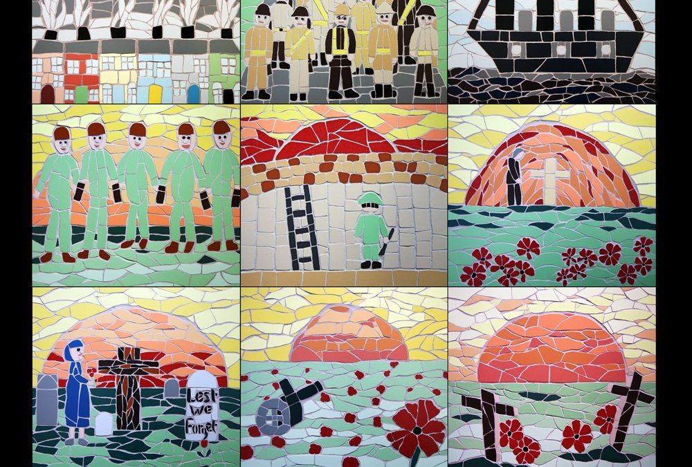 Felicity Ball – Just Mosaics