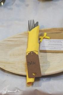 Bride cutlery