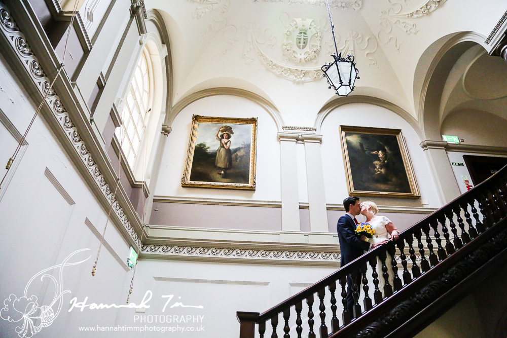 Bath wedding photography; The Guildhall