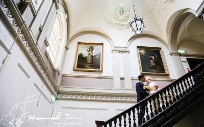 Bath wedding photography; The Guildhall