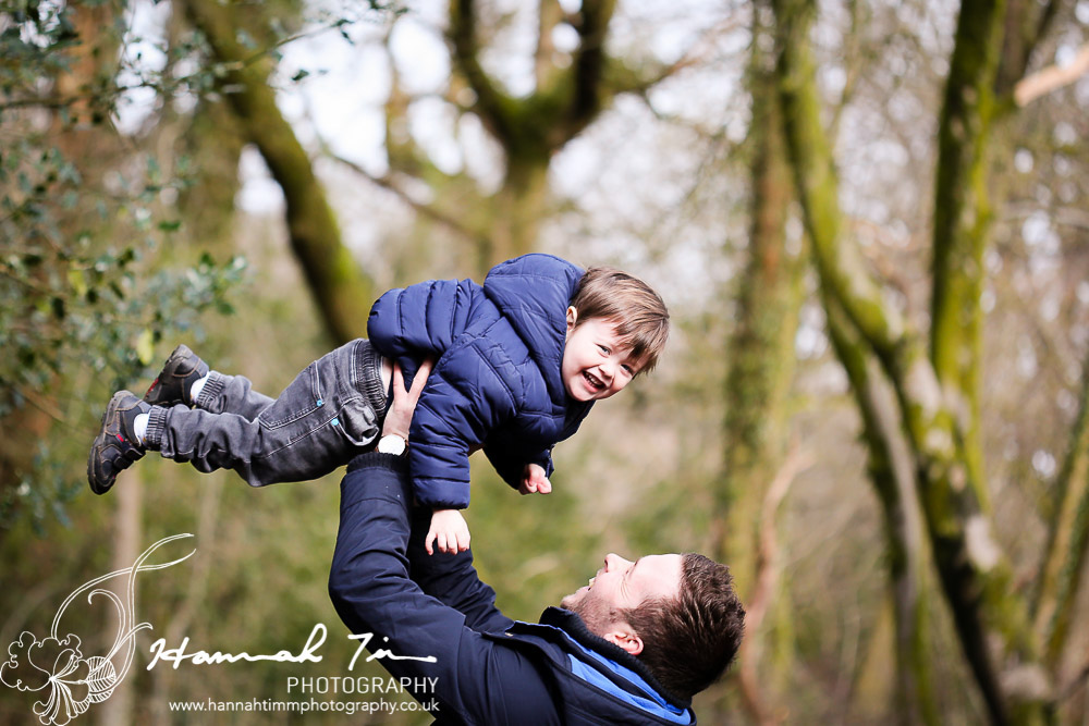Bridgend Family portraits; Bryngarw House & Country Park