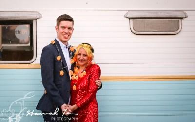Cardiff Wedding party; Matt & Emina