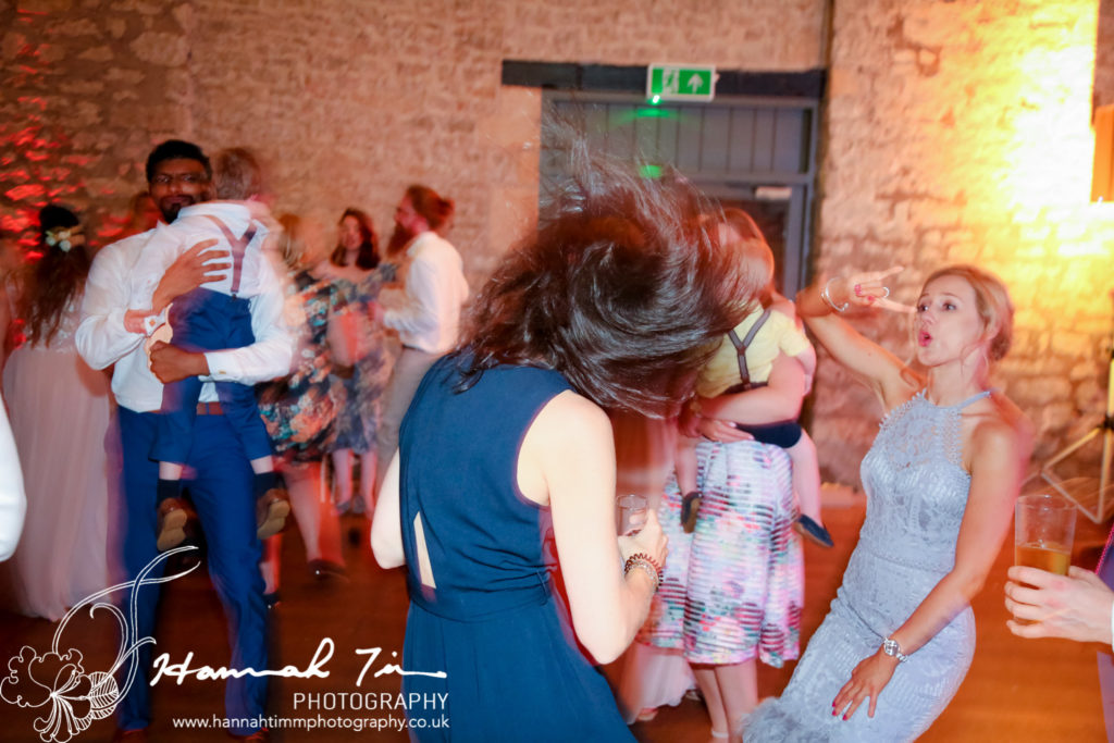 party wedding photography