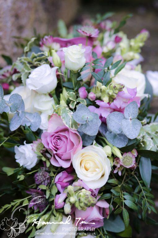 flowers wedding photography