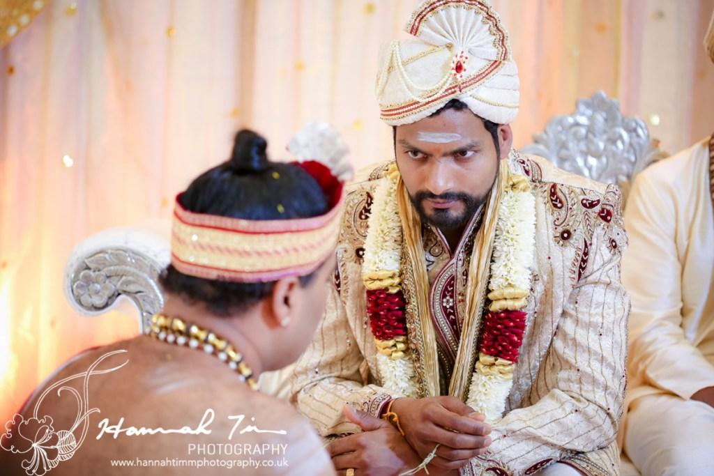 Hindu groom