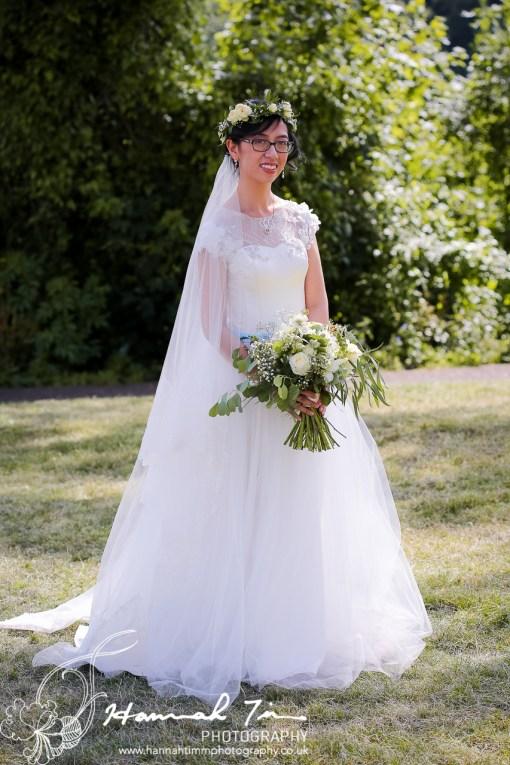 asian bride photography