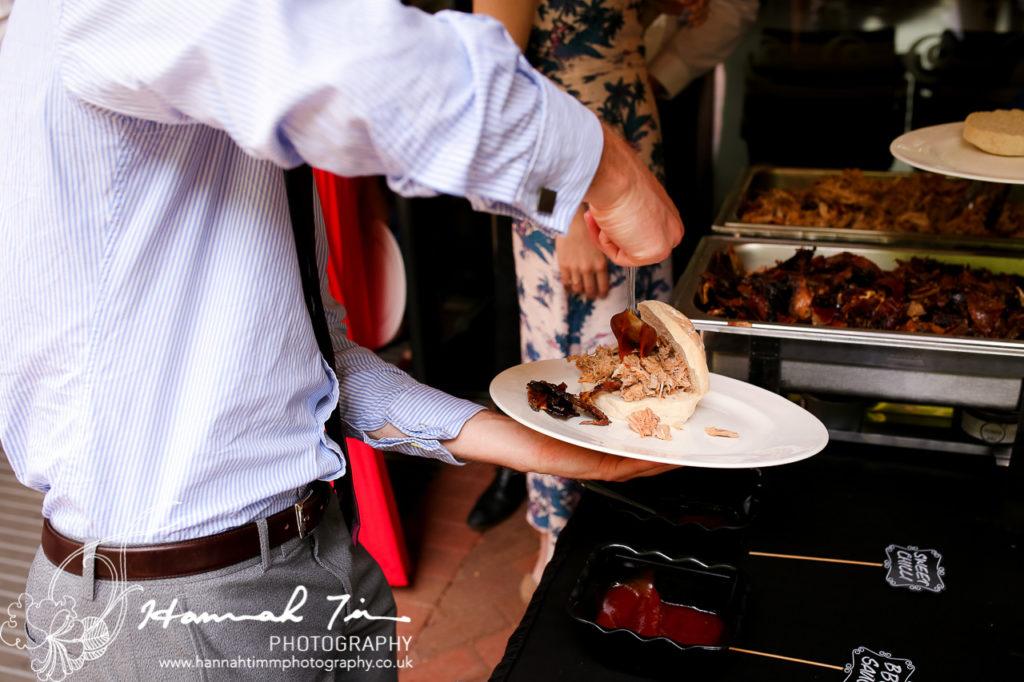 hog roast weddings