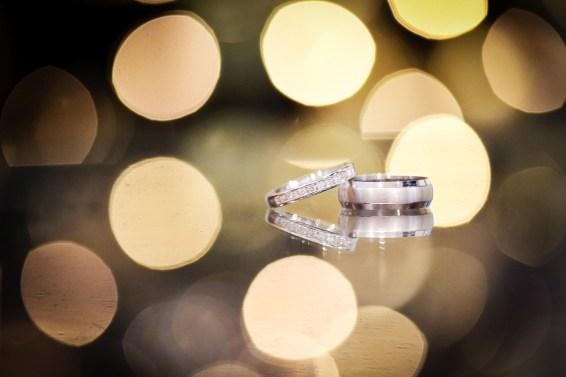 wedding photographer rings