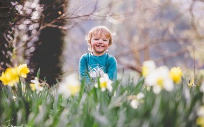 Torpoint spring family portraits