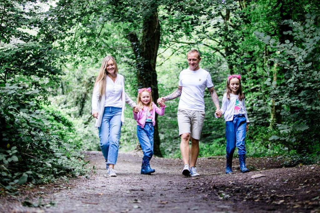 golitha falls family photography