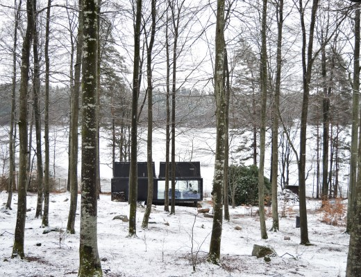 The Vipp Shelter - a perfect cabin in the woods