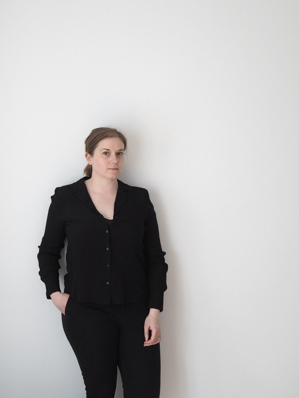 Hannah Trickett interior design writer and stylist.