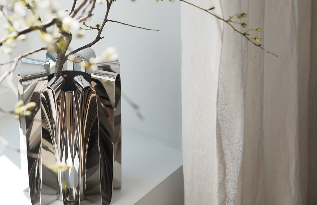 Frequency collection designed by Kelly Wearstler for Georg Jensen