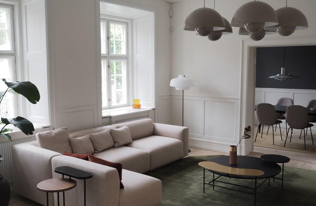Design in Copenhagen - The &Tradition showroom.