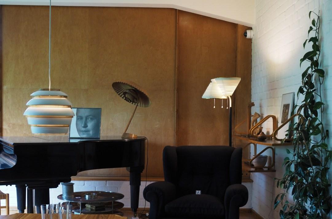 A portrait of Anio Aalto