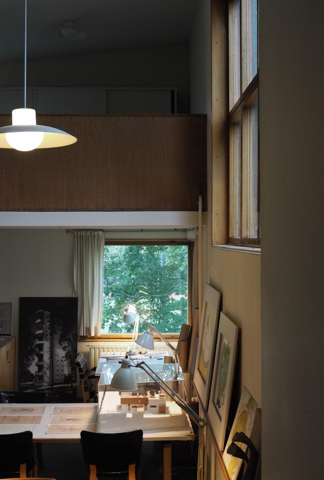 a modernist home
