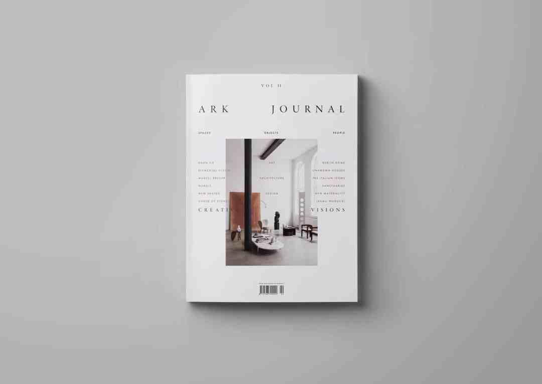 Ark Journal - 10 Nordic interiors  magazines to read regardless of  the language