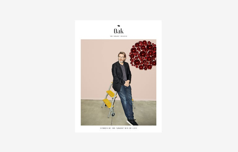 Oak the journal - Danish annual journal