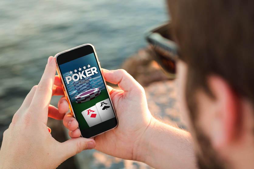 オンラインカジノは、どこでも楽しめる
