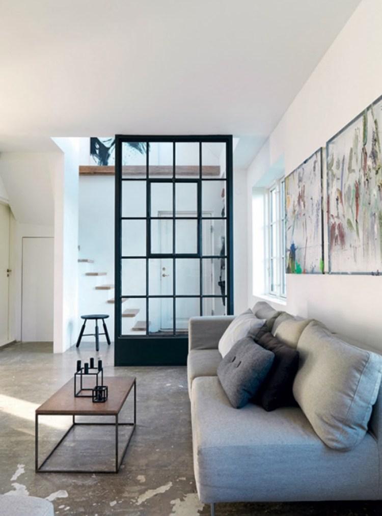 Interieur industrieel wonen stijlvol styling woonblog for Moderne inrichting
