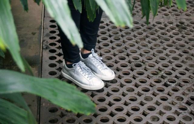 Fair Fashion Outfit: Palms in Kew Gardens