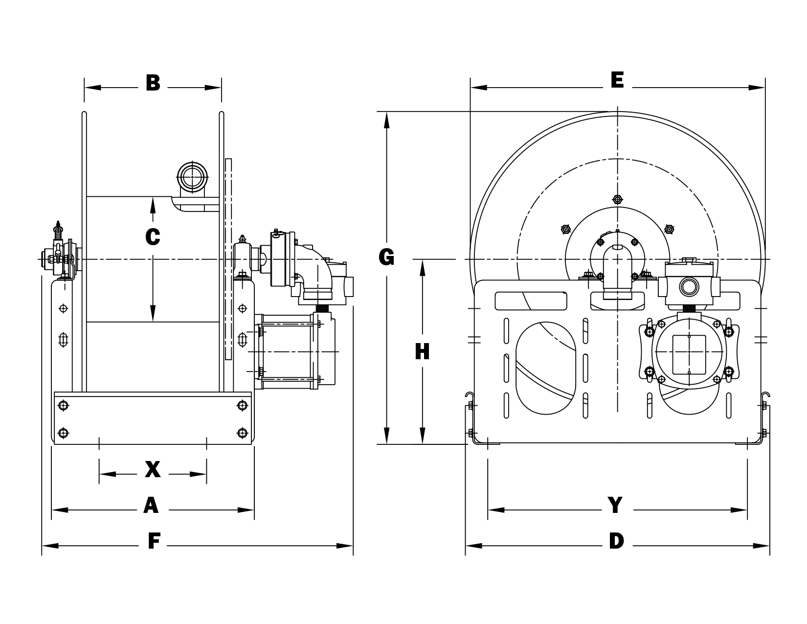 Fire Hose Reel Cabinet Dimensions