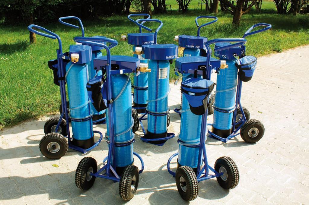 Produkte rund ums gesunde Heizungwasser