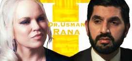 Mohamed Usman Rana på Hanne Herland Report