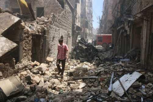Syria. Getty Image.