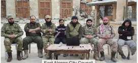 East Aleppo CIty Council Eva Thomassen Herland Report Syria